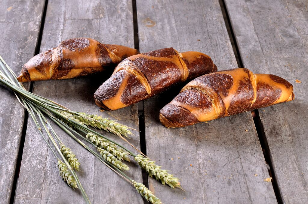 Chocolade Croissant