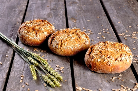 Paul's desem meergranen broodje