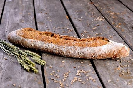 Paul's desem stokbrook tarwe