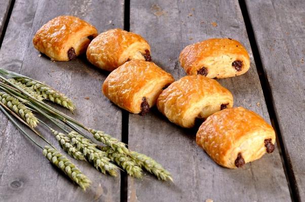 Chocolade Croissant mini