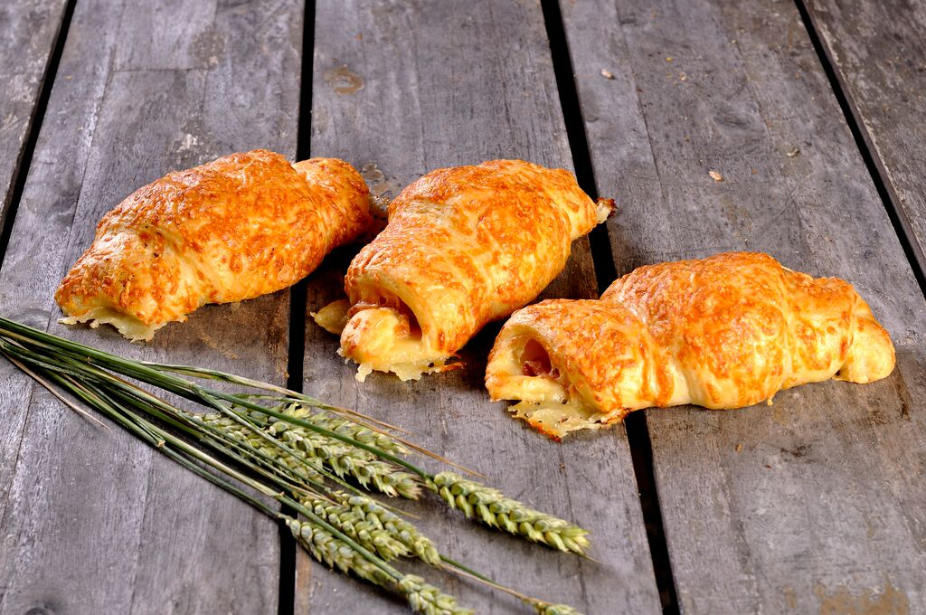 Ham Kaas Croissant