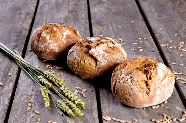 Paul's desem bruin broodje
