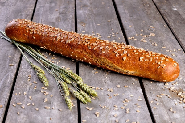 Paul's stokbrood tarwe