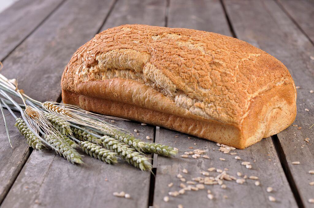 Tijgerbrood tarwe